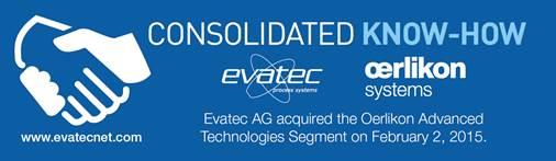 evatec consolidated